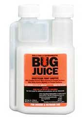 bug juice insecticide paint additive
