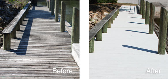 Dock Revive By Gulf Synthetics Twpstain