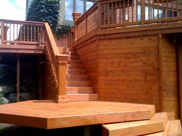 TWP 101 Cedartone Deck