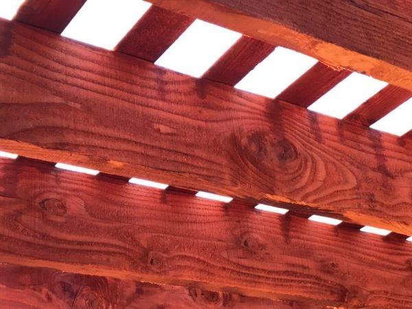 TWP 1502 Redwood Color