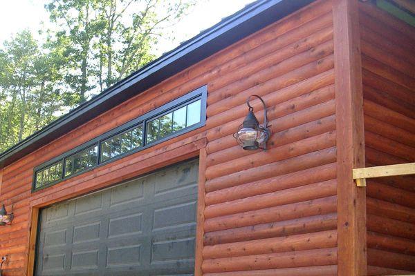 TWP 1516 Rustic Cedar Home