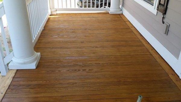 TWP 1520 Pecan Floor