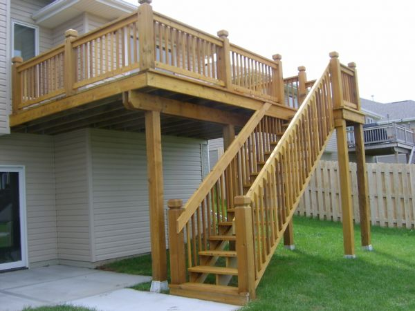 TWP Honeytone115 Deck