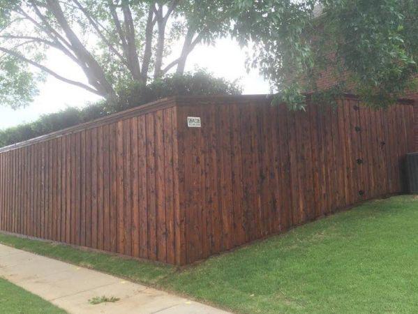 twp 1504 black walnut fence