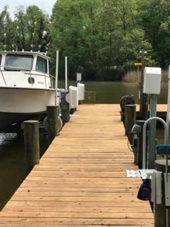 1530 TWP Natural on Dock