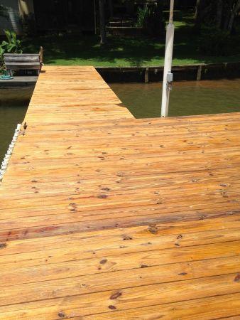 Honeytone 115 Pine Dock2