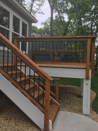 Pecan 120 TWP Pine Deck2