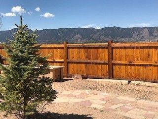 TWP1515 Honeytone Fence