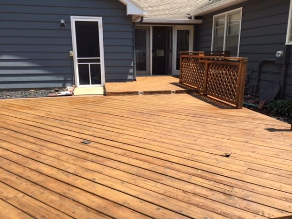 TWP 101 Cedartone Natural Deck