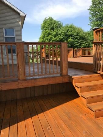 TWP 101 Cedartone Pool Deck 3