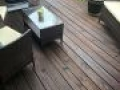 TWP 103 Dark Oak on Pine Deck