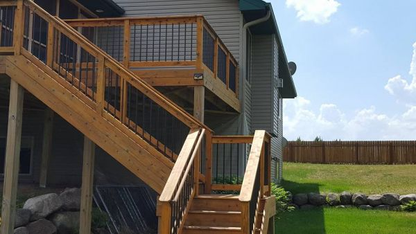 TWP 115 on Pressure Treated Deck 2