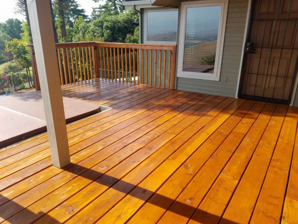 1501 Cedatone Deck California