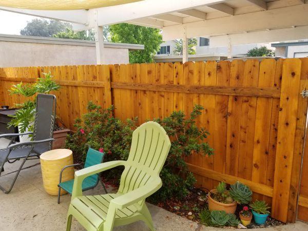 TWP 101 Cedartone Fence