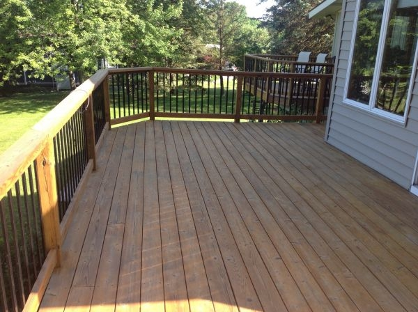 TWP 101 Cedartone PTP Deck