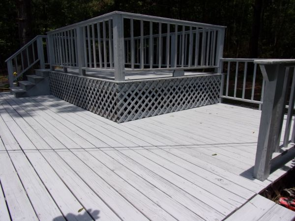 TWP 105 Cape Cod Gray Deck