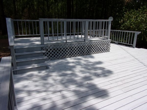 TWP 105 Cape Cod Gray Deck 2