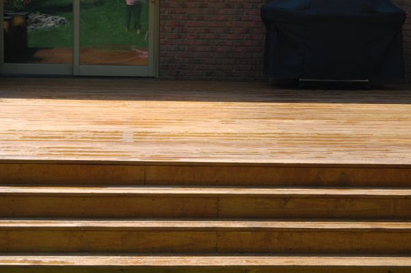 TWP 120 Pecan Pine Treated Deck 4