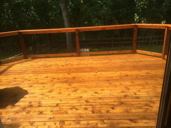 TWP 1501 Cedartone Deck