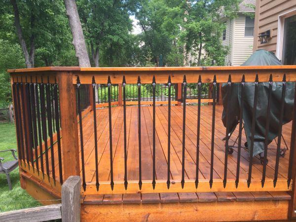 TWP 1501 Cedartone Deck 2