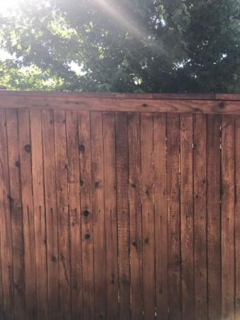 TWP 1501 Cedartone Fence 2