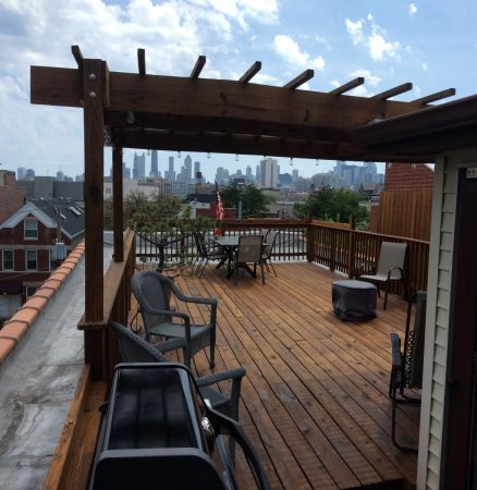 TWP 1530 Natural Roof Deck