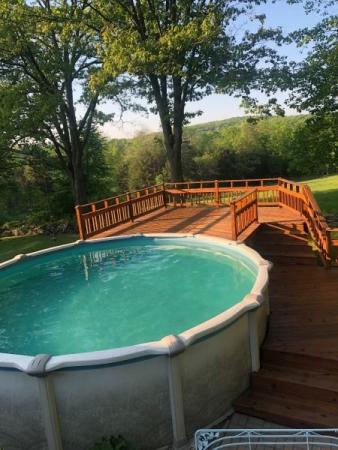 TWP 1530 Natural on Pool Deck 2