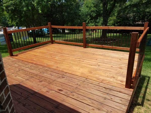 1516 Rustic TWP Deck 2