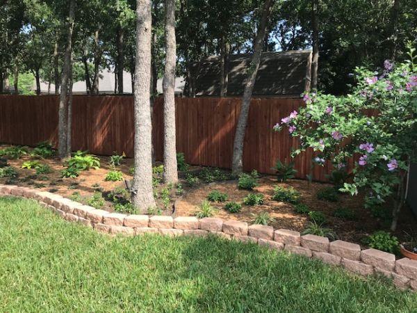 TWP 1516 Wood Fence 2