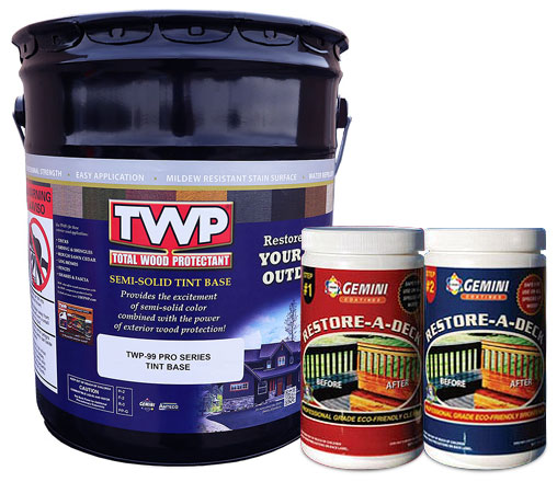 TWP® Semi-Solid Pro-Series 5 Gallon