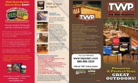 TWP 1500 Series Deck Stain 1 Gallon Color Chart