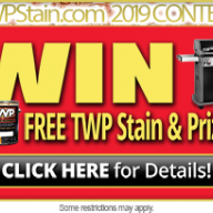 TWP 2019 Contest Win Free TWP Stain and Prizes!
